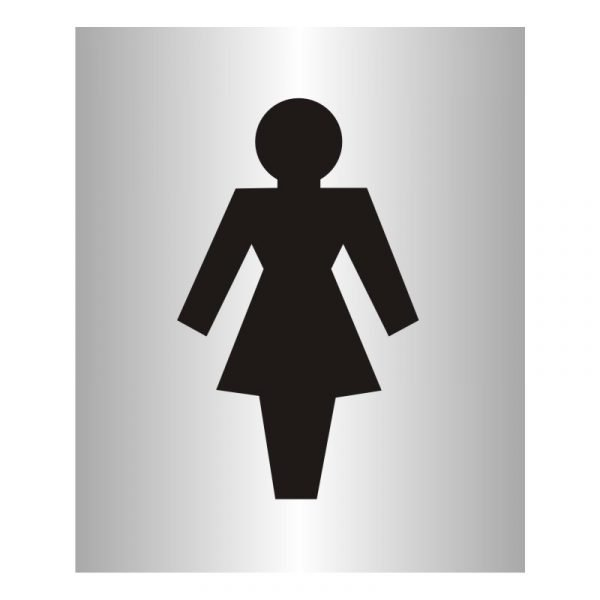 Ladies Toilets Sign