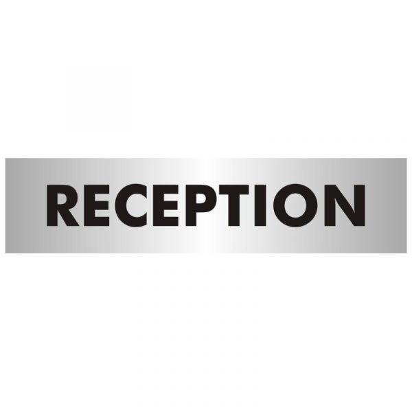 Reception Office Door Sign