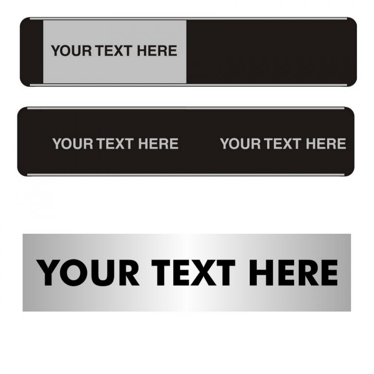 Custom Office Signs