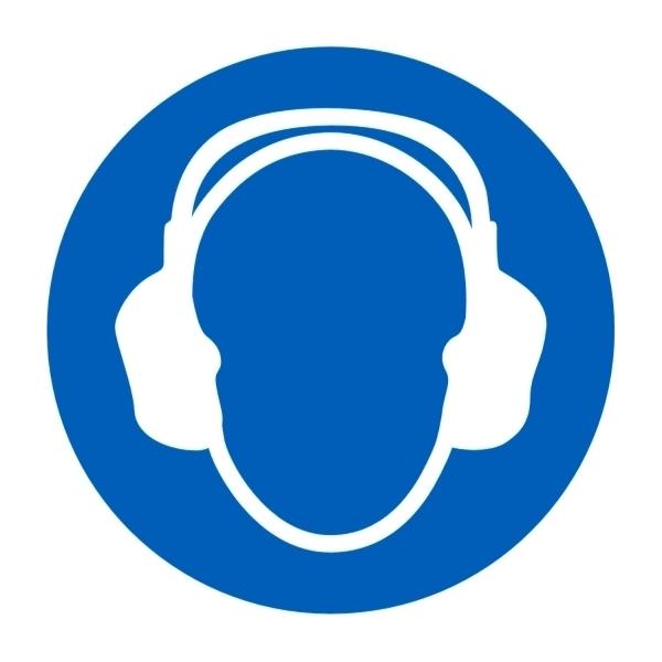 Ear Defenders Graphic