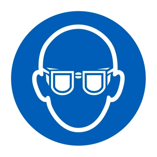 Eye Protection Graphic