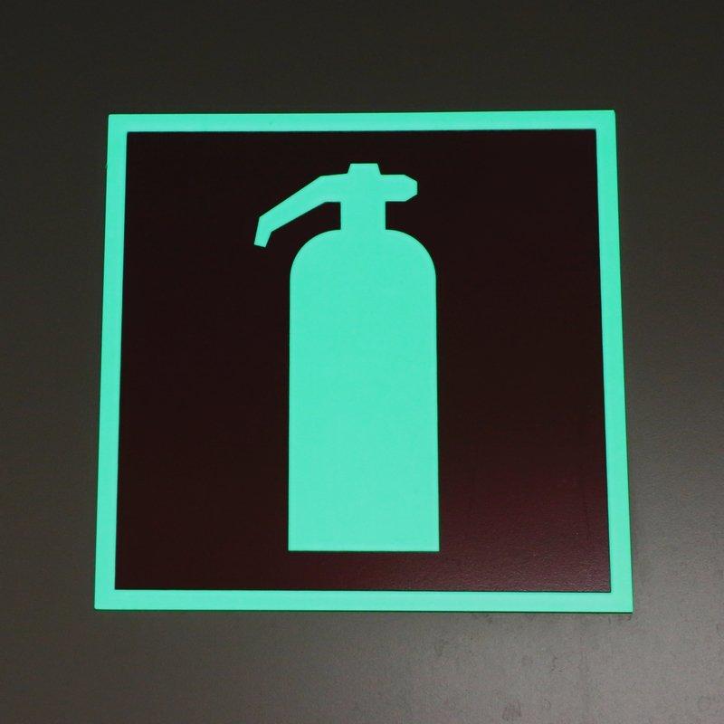 Photoluminescent Self Adhesive Eco Vinyl