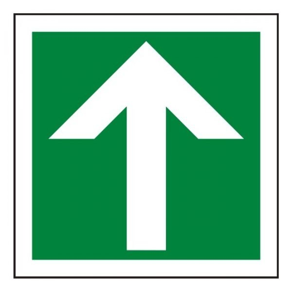 Arrow Up Sign