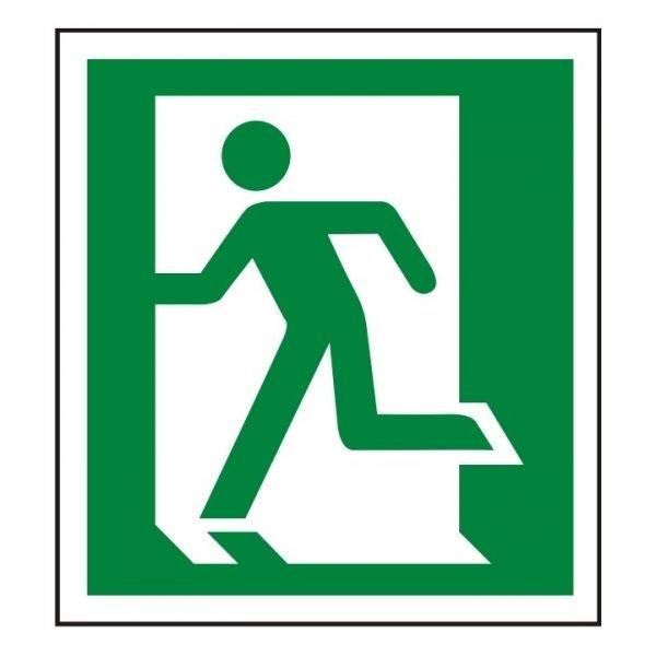 Running Man Left Sign