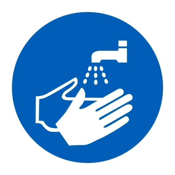 Wash Hands Graphic