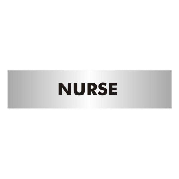 Nurse Office Door Sign